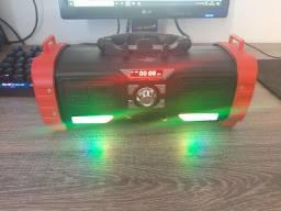 Caixa de som otima qualidade de áudio