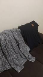 Camisa TNG e camiseta POLO