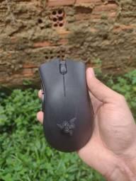 Mouse óptico gamer