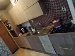 Jogo de cozinha completo com cuba inox