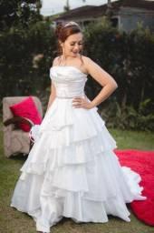 Vestido de noiva Tam P
