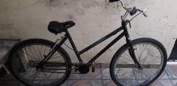 Bicicleta Poty Aro 26 Duplo c/ Folha