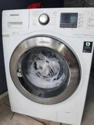 Vendo maquina de lavar  ecobubble 10,1 samsung