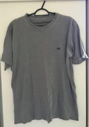 Camisa Osklen Cinza M