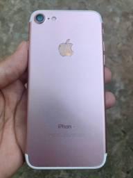iPhone 7 Rose 32gb Semi novo