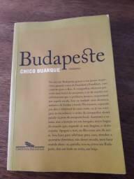 Livro Budapeste, Chico Buarque, R$10