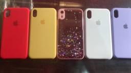 Vendo case do iPhone XR todas juntas por 100 reais só