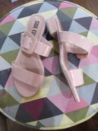 Calçados novos Tam 34