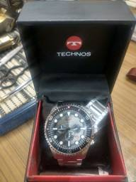 Technos zero com caixa manual e elos extra