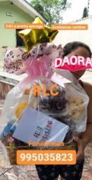 RLC a pronta entrega RLC cestas dia das mães 24h