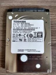 Hd Toshiba Notebook 320gb
