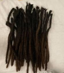 Dreads cabelos humanos