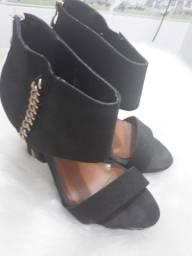 Sapato Crysalis 39