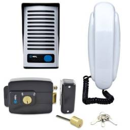 Promoção Interfone Residencial Todas as marcas com instalação a partir de R$280,00!