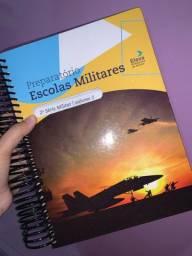 Material militar Eleva educação