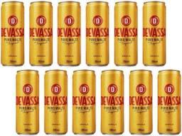 Fardinho Cerveja Devassa 12Lts - 350ML