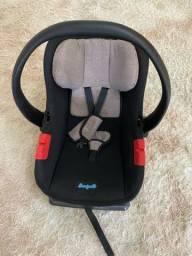 Vende-se bebê conforto burigoto com base NOVO + carrinho de bebê semi novo