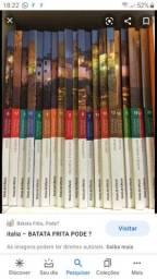 Coleção Cozinhas da Itália - Folha de São Paulo  - 20 volumes