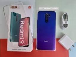 Redmi 9 Prime 4+64Gb Verde/Azul/Preto Índia 1050 por