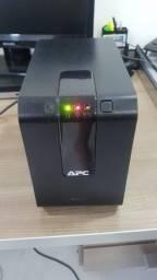 Nobreak Back-ups 600va/300-watt Bivolt/115v Apc Usado