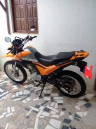 Honda Bros 160 cc