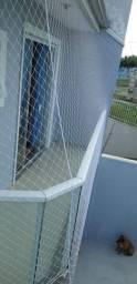 Sem ventilação! Instale rede de proteção Confianza