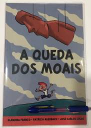 A QUEDA DOS MOAIS ( livro)