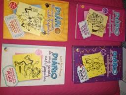 Combo livros: Diário de uma garota nada popular