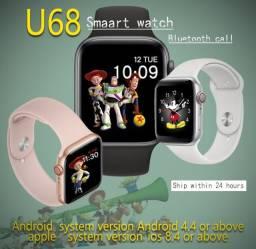 Smartwatch iwo u68 original lançamento