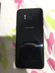 Vendo ou troco Galaxy S8 64gb e 4gb RAM