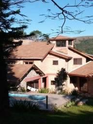 Excelente casa com 400m2, venda ou permuta por casa no litoral