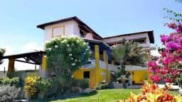 Casa de Praia com 3 Suítes à venda por R$ 550.000 - Loteamento Praia Bela - Conde/PB
