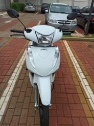 Biz Honda Branca 2016