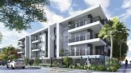 Apartamento à venda com 2 dormitórios em Praia da cal, Torres cod:335819