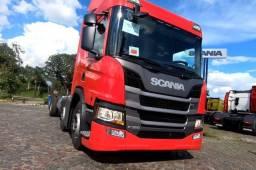 Scania Agio Carta