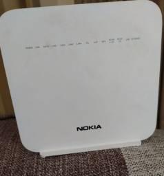 modem g-140w-h nokia fibra otica