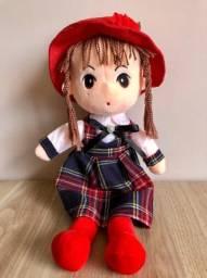 Boneca retro kawaii.