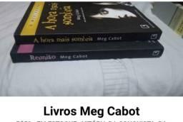 Livros Meg Cabot