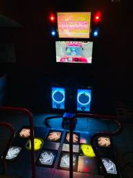 Máquina de Dança Pump It Up - MK9