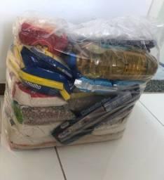 Vendo cesta básica