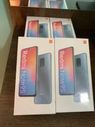 Smartphone Xiaomi redmi Note 9s 6GB Ram Tela 6.67 128GB