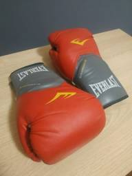 Luva de Boxe/ Muay Thai - Everlast - 14oz