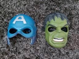 Máscara de heróis 30 cada