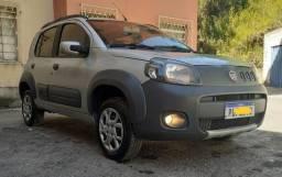 Fiat Uno Way Completo 2014