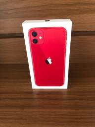 iPhone 11 64 vermelho Novo GARANTIA DE 1 ano da Apple