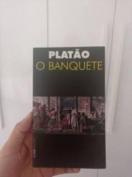 Título do anúncio: Livro: O BANQUETE - PLATÃO