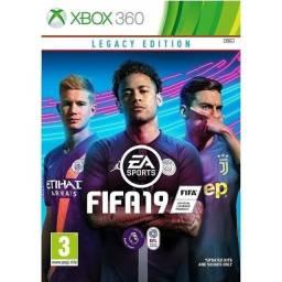 Fifa19 para Xbox 360