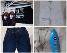Kit moda feminino e masculino