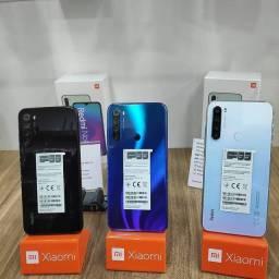 Xiaomi Redmi Note 8 4gb/64gb Global (LOJA FÍSICA) + NOTA FISCAL+ BRINDE