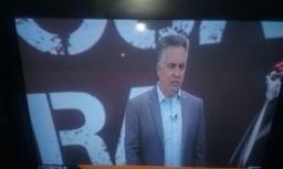 TV Samsung 29 mais conversor e antena externa